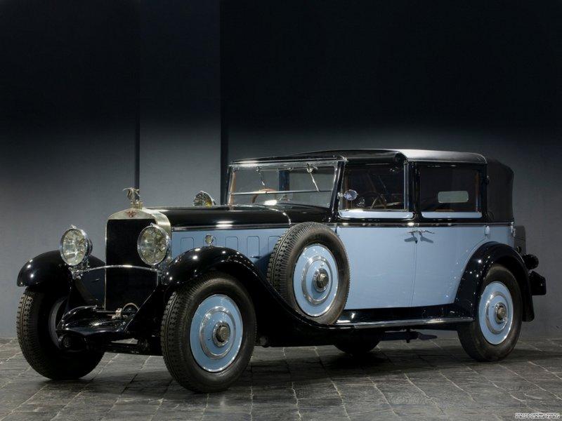 Hispano Suiza H6